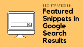 Improving SEO Through Featured Snippets in Google Search Results