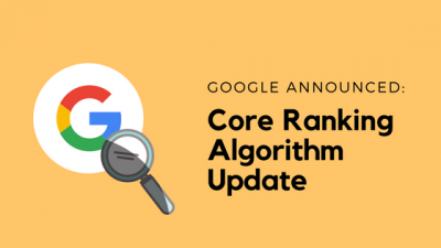 Google Updates Core Algorithm