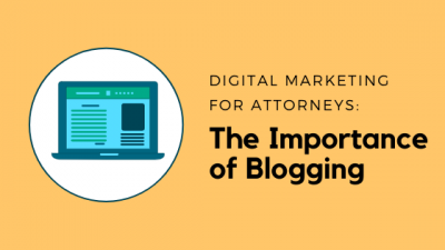 benefits of blogging for attorneys