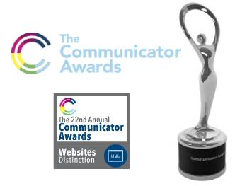 communicator awards, ovc lawyer marketing