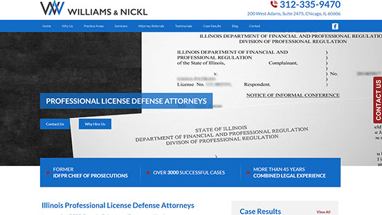Williams & Nickl, LLC