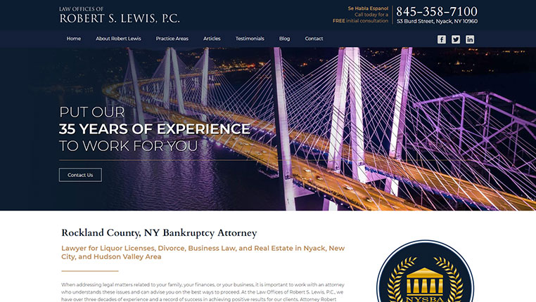 Law Offices of Robert S. Lewis, P.C.