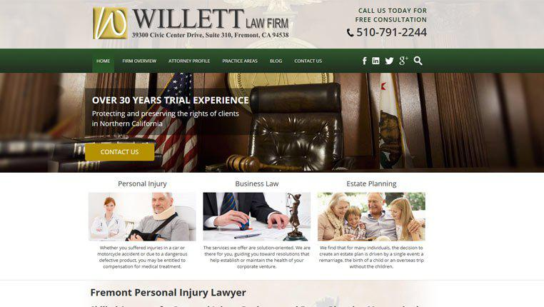 Law Offices of Louis J. Willett