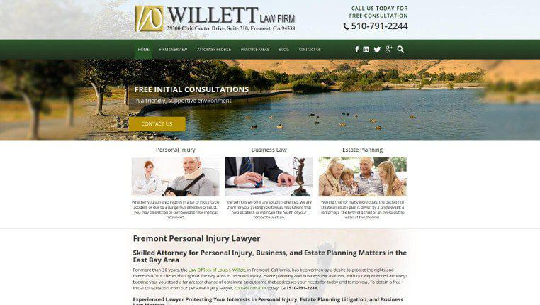 The Law Offices of Louis J. Willett