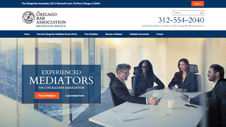 Chicago Bar Mediation Service