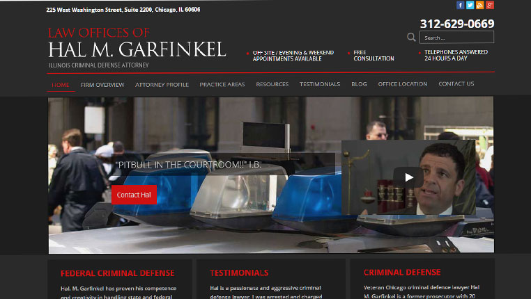 Garfinkel Law Chicago