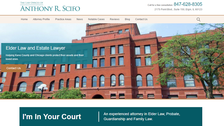 The Law Offices of Anthony R. Scifo