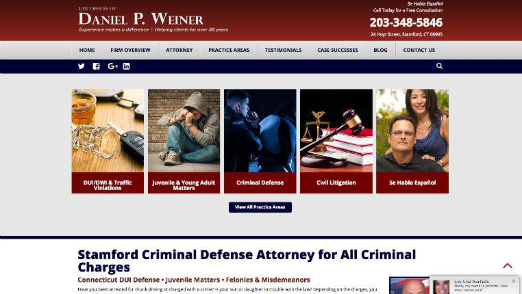 Law Offices of Daniel P. Weiner