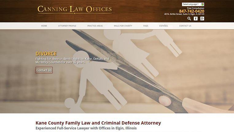 Canning Law Offices