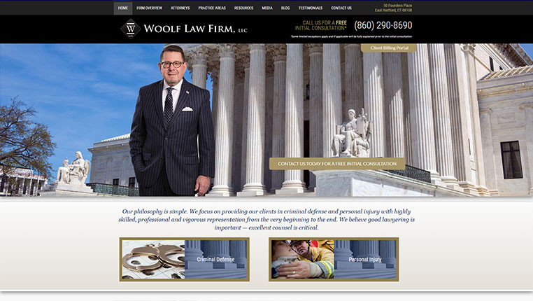 Woolf Law Firm, LLC