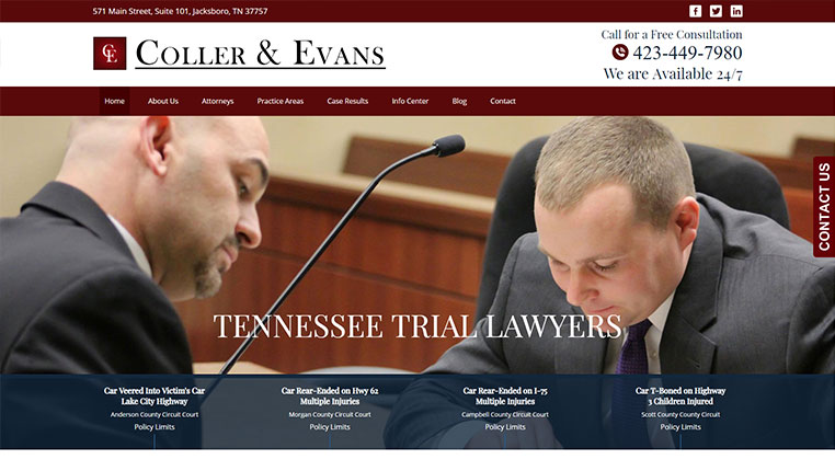 Coller & Evans, Attorneys at Law