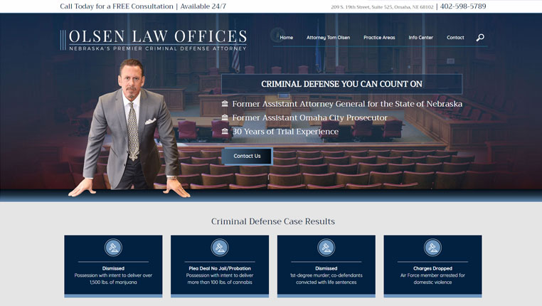 Factors To Consider While Hiring A Criminal Defense Attorney In Omaha