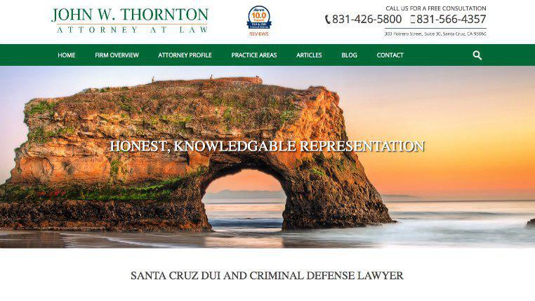 John W. Thornton, Attorney at Law