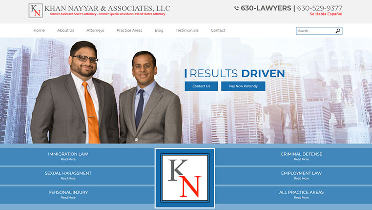 Khan Nayyar & Associates, LLC