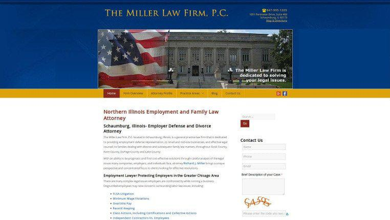Miller Law Firm, P.C.