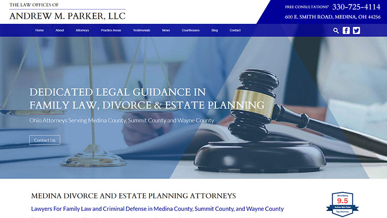 The Law Offices of Andrew M. Parker, LLC