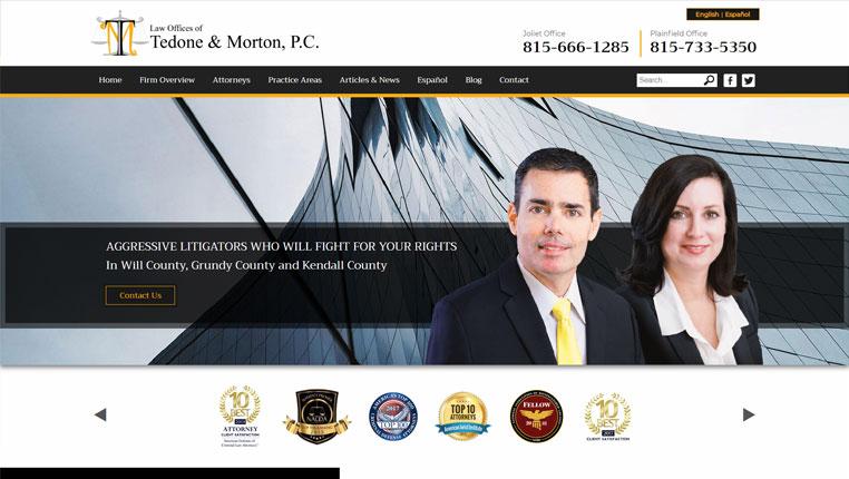 Will County IL Lawyer Websites | Joliet Attorney Marketing Firm