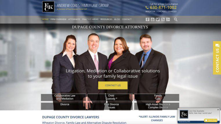 Andrew Cores Family Law Group