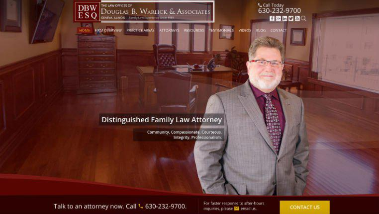 Law Offices of Douglas B. Warlick & Associates