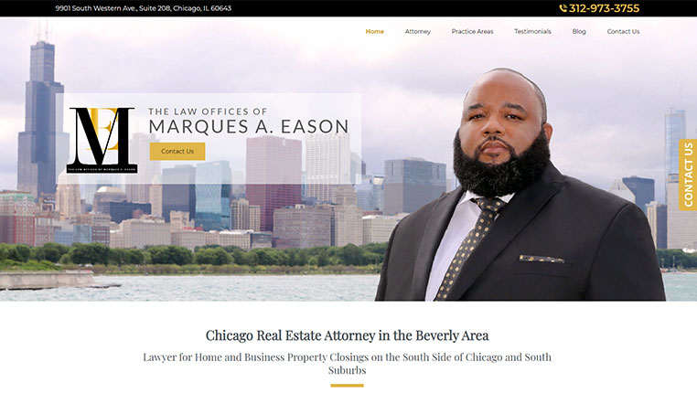 The Law Offices of Marques A. Eason, LLC