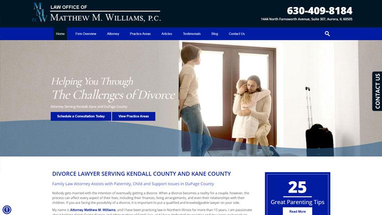 Divorce websites