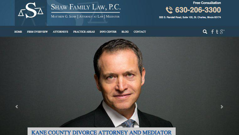 Shaw Family Law, P.C.