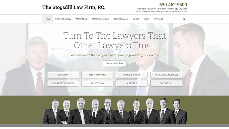The Stogsdill Law Firm, P.C.