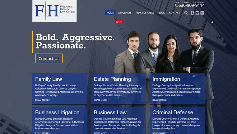 Farooqi & Husain Law Office