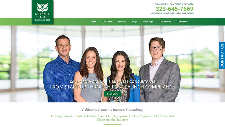 Green Wise Consulting, LLC