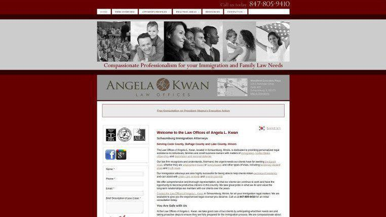 Law Offices of Angela L. Kwan