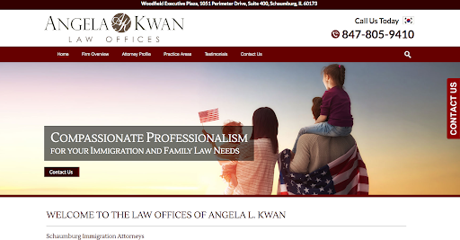 Best Immigration Attorney Websites | Law Firm Online Marketing