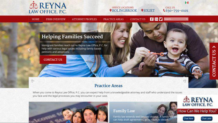Reyna Law Office, P.C.