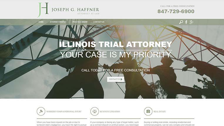 Joseph G. Haffner, Attorney at Law