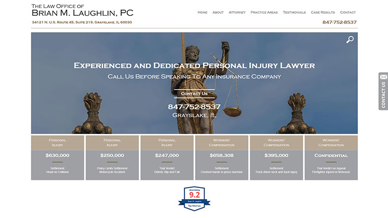 The Law Office of Brian M. Laughlin, PC