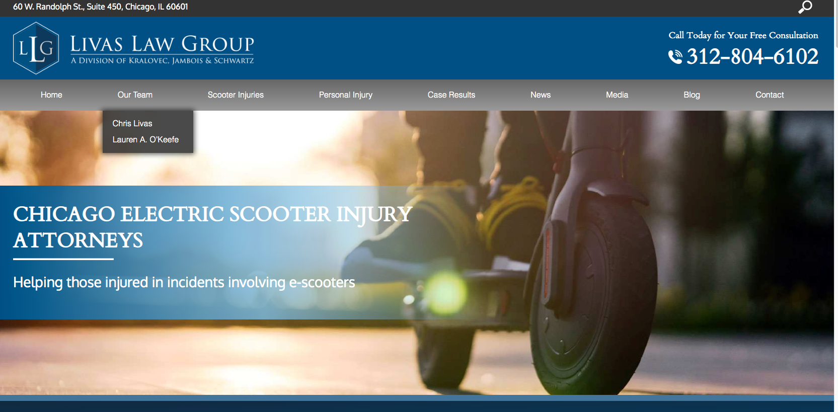 Personal Injury Attorney Website Experts | PI Lawyer Web