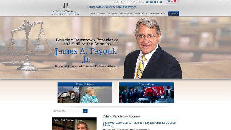 James A. Payonk, Jr., Attorney at Law