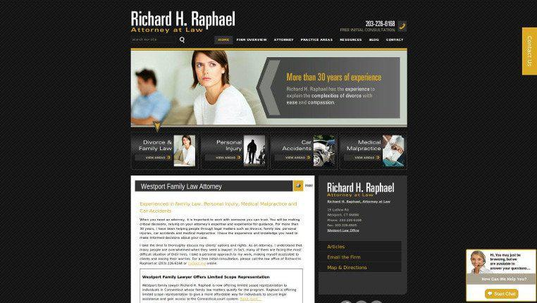 Richard H. Raphael, Attorney at Law