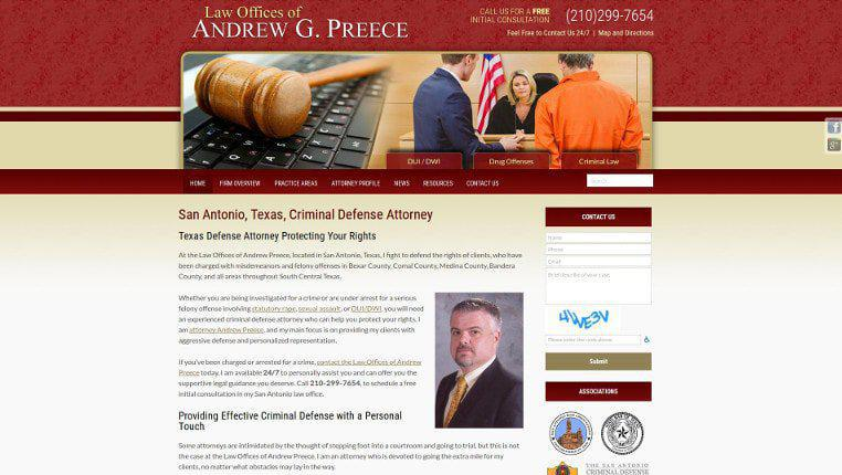 Law Offices of Andrew G. Preece